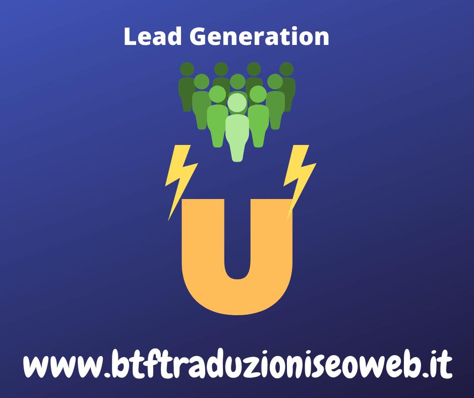come fare lead generation