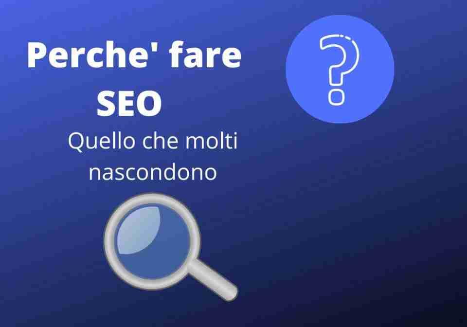 posizionamento sito in google