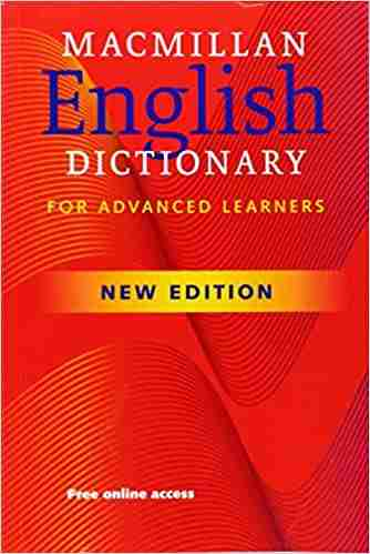 Macmillan English Dictionary for Advanced