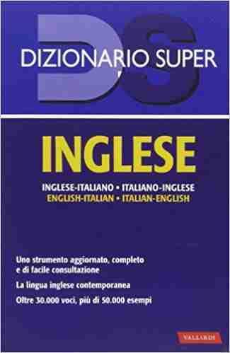dizionario inglese italiano vallardi