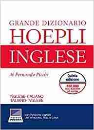 grande dizionario hoepli inglese