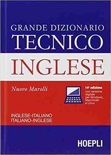 grande dizionario inglese tecnico hoepli