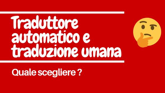 traduttore inglese italiano